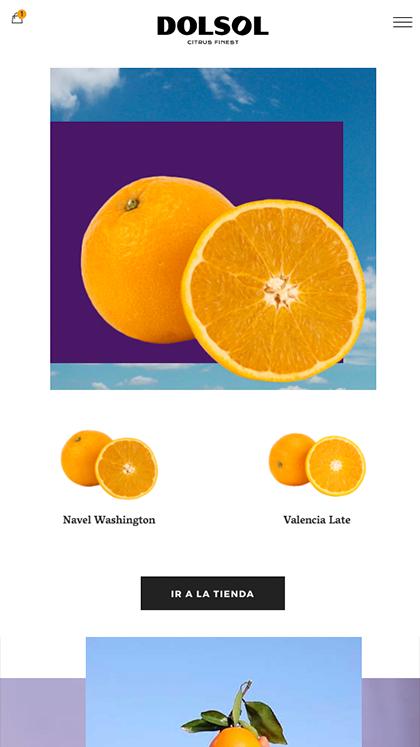 Dolsol Citrus Finest