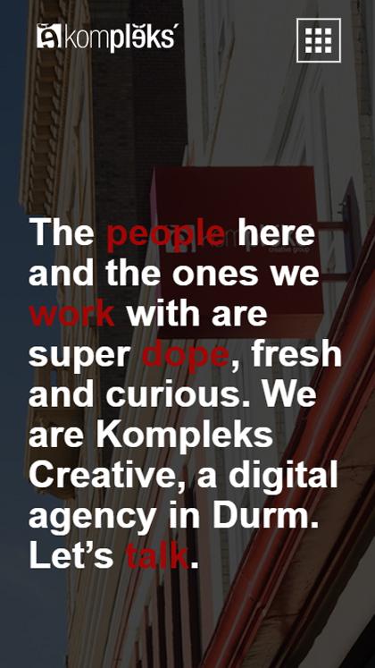 Kompleks Creative