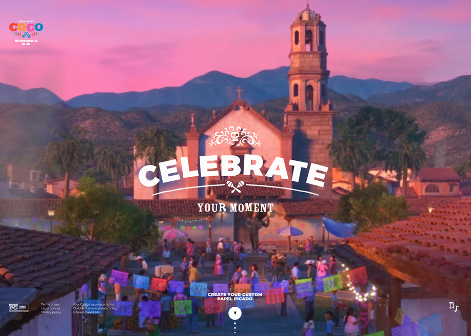 Coco: Celebrate Your Moment