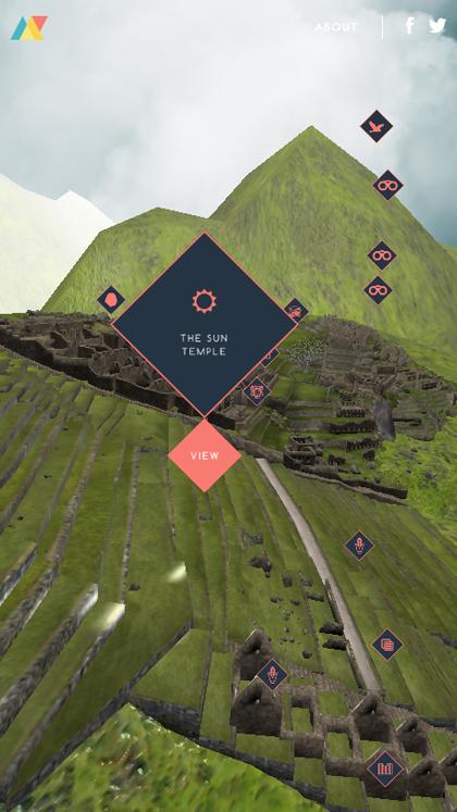 Machu Picchu 360 VR