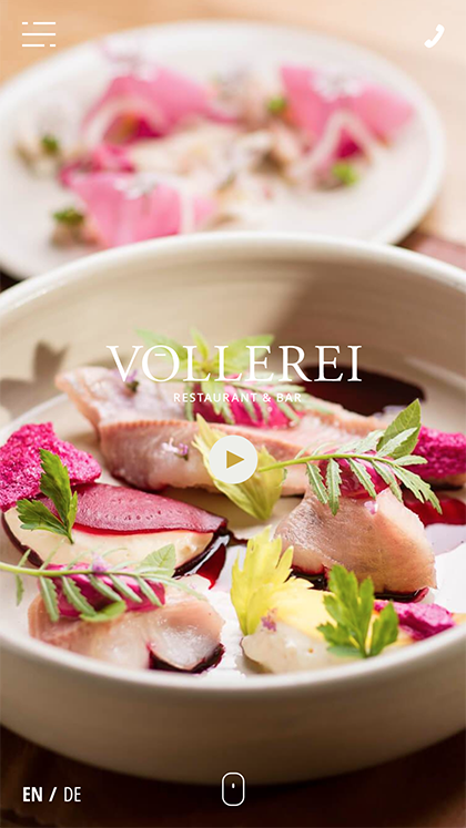 VÖLLEREI - Restaurant & Bar