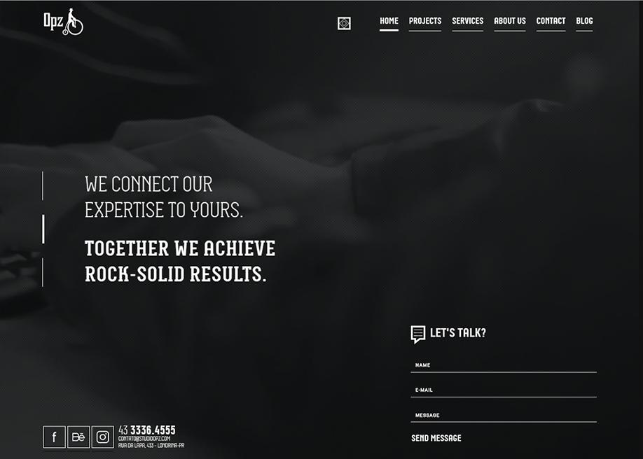 OPZ - portfolio