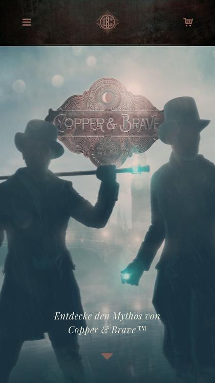 Copper & Brave™