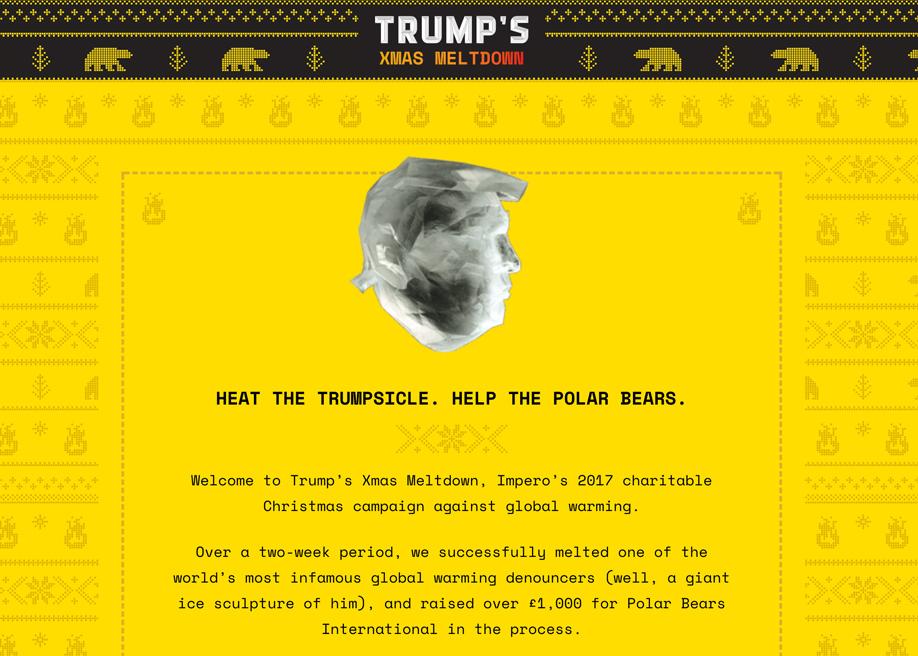Trump's Xmas Meltdown