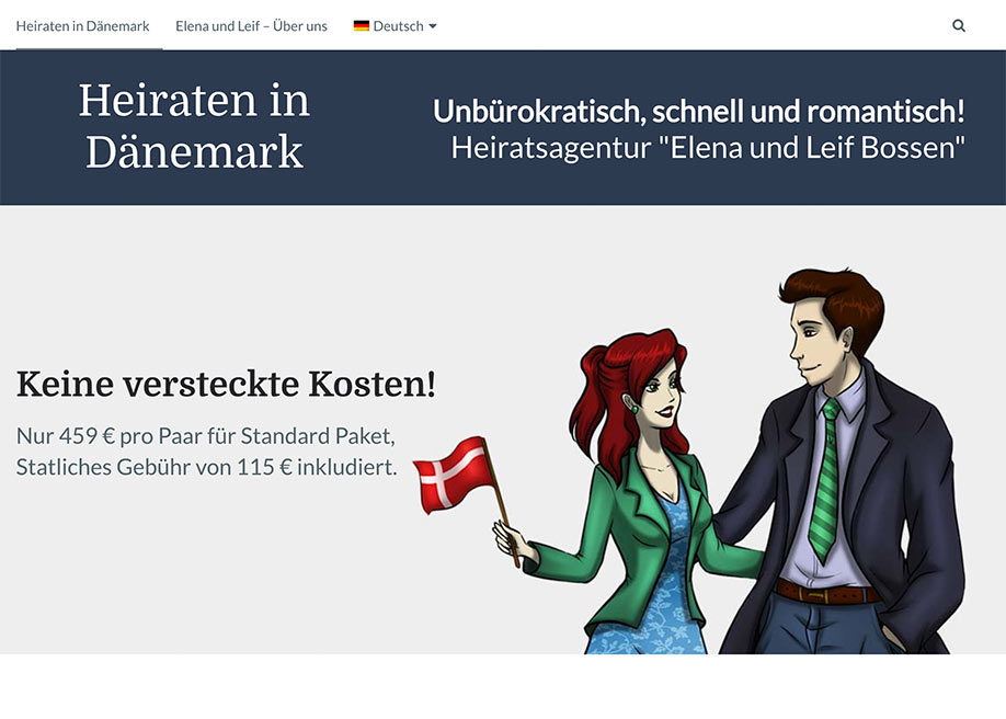 Deutsche Heiratsagentur