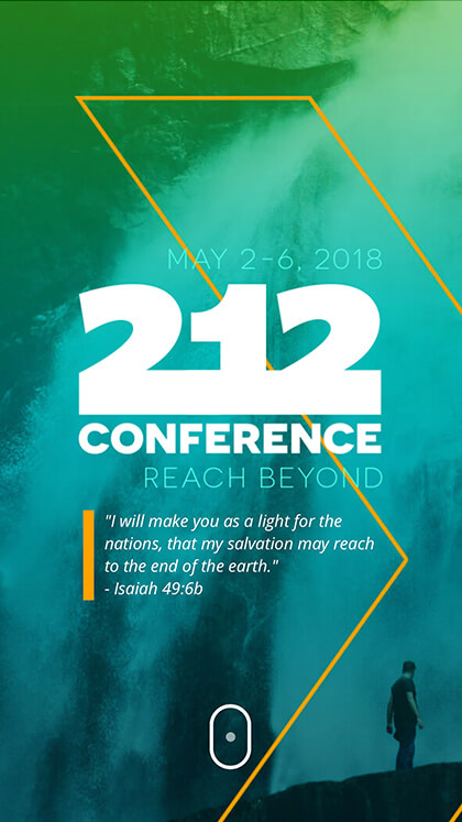 212 Leadership Conference 2018