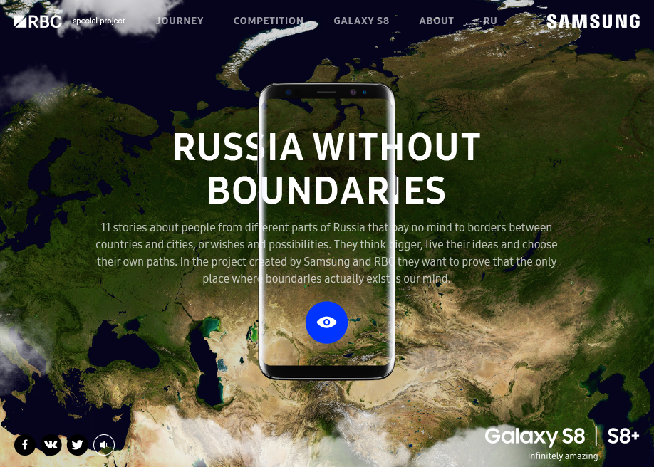 Russia without boundaries
