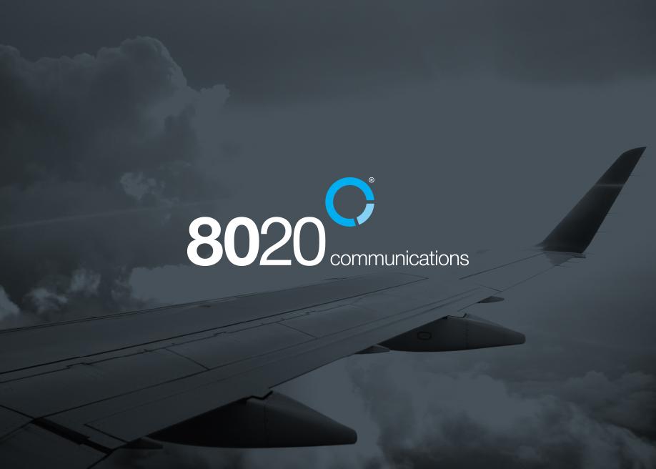 8020 Communications