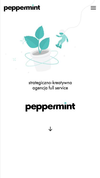 Peppermint - Creative Agency