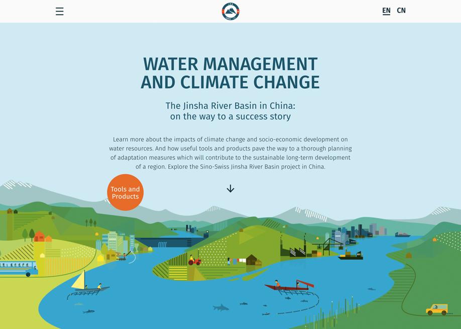 Jinsha River Bassin