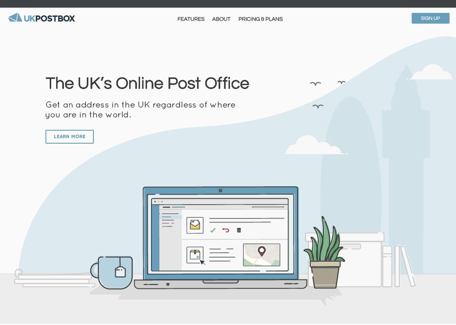 UK Postbox