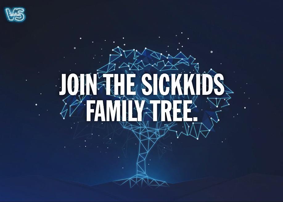 SickKids Family Tree
