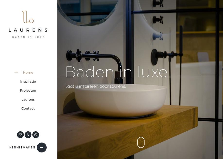 Badkamer Design Award : Laurens badkamers a ards nominee