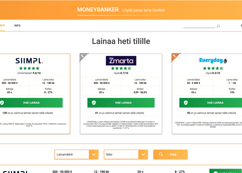 MONEYBANKER.fi