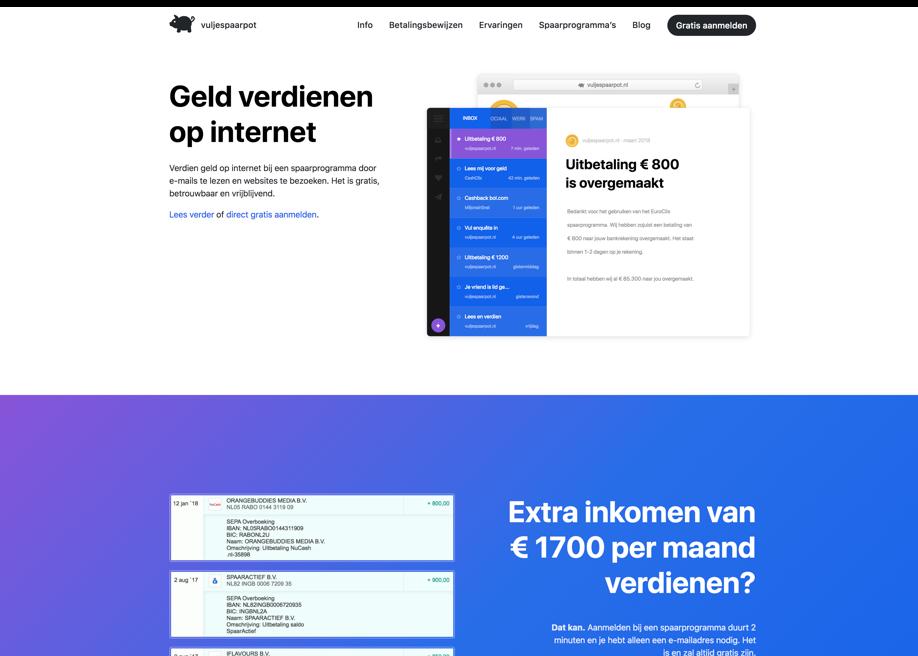 Vuljespaarpot.nl