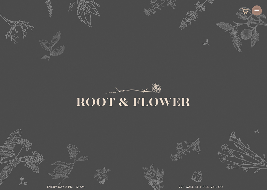 Root and Flower
