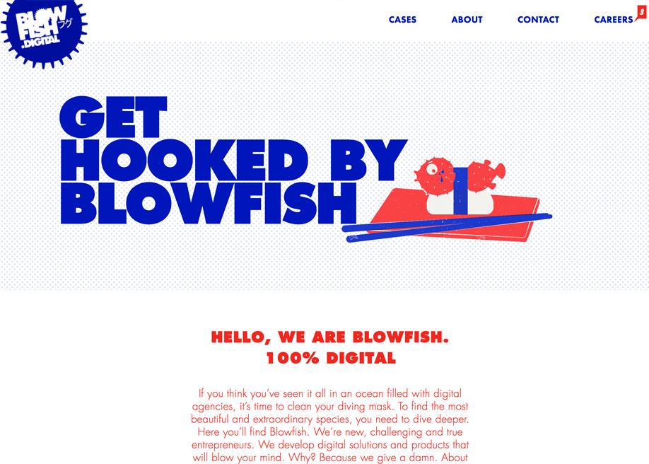 BLOWFISH.digital