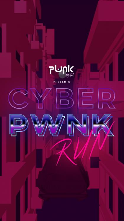 Cyber Pwnk Run