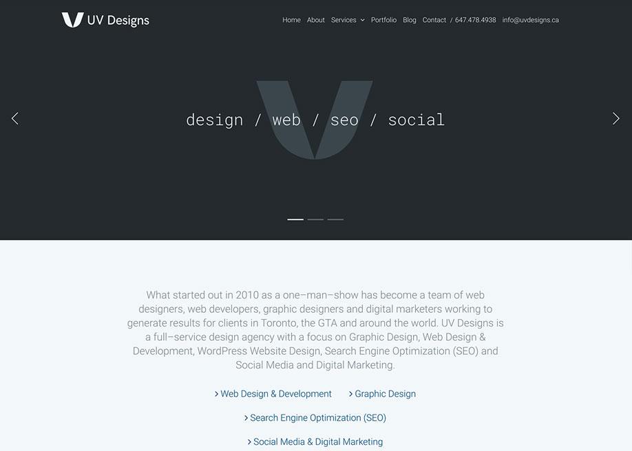 UV Designs