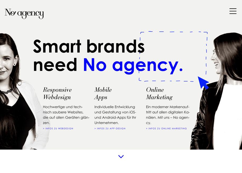 No agency