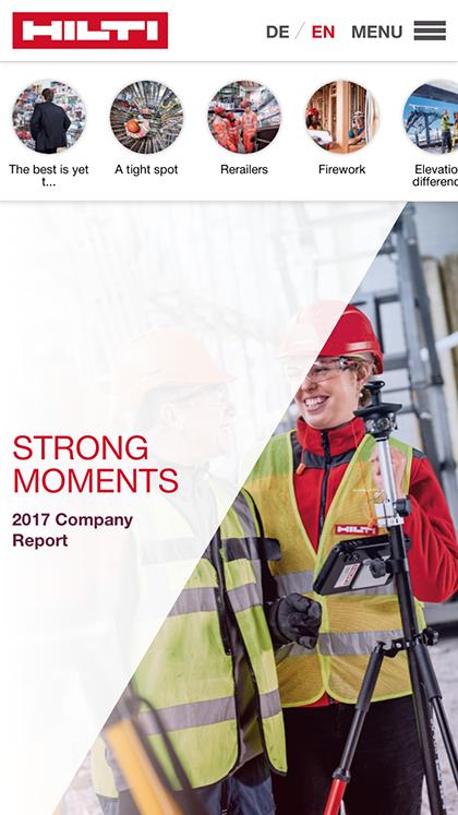 Hilti Company Report