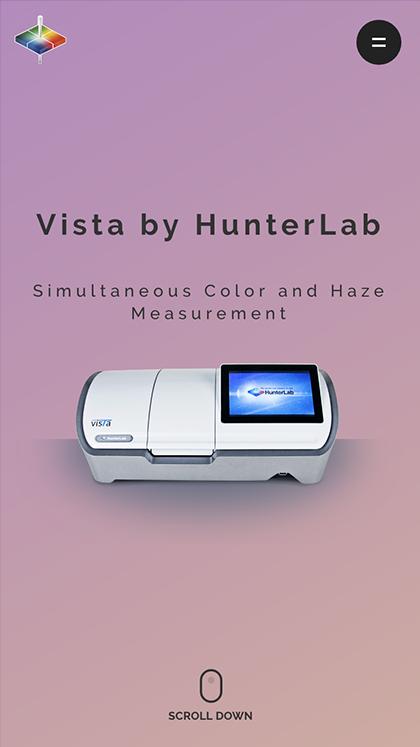 Vista by Hunterlab