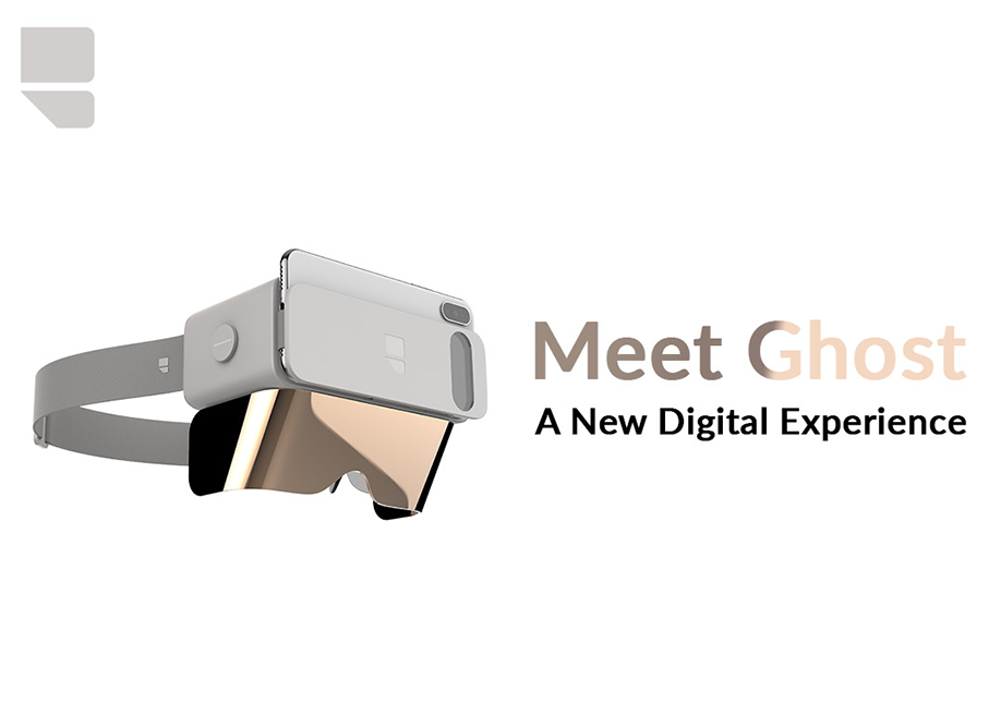 Ghost | New Digital Experience