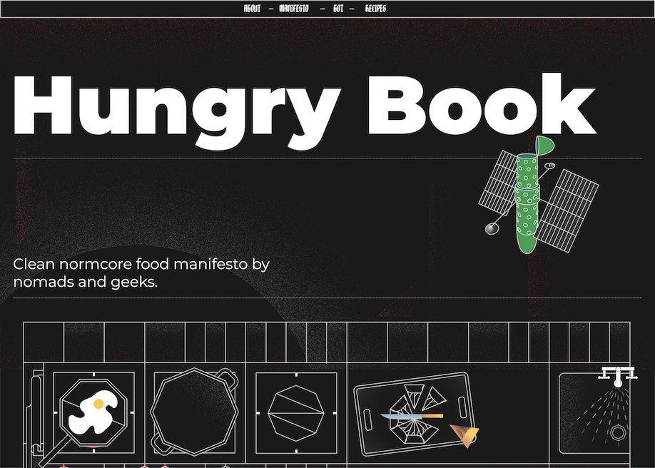 Hungry Book