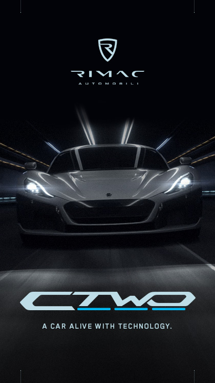 Rimac Automobili C_Two