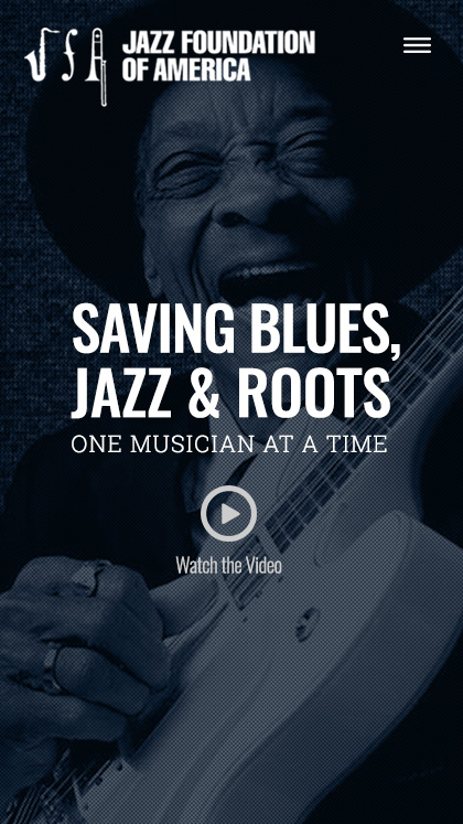 The Jazz Foundation of America