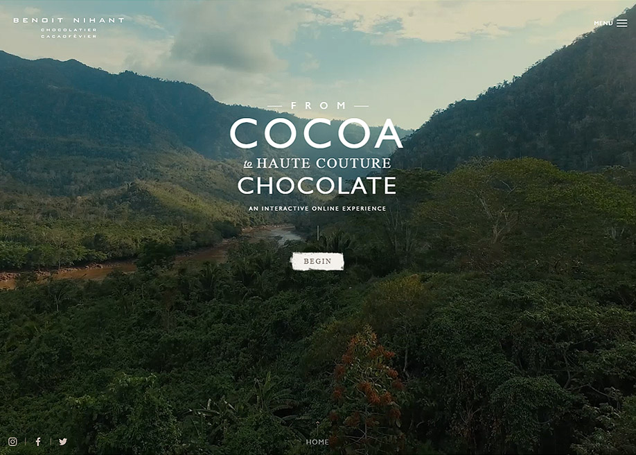 Benoit Nihant Chocolatier