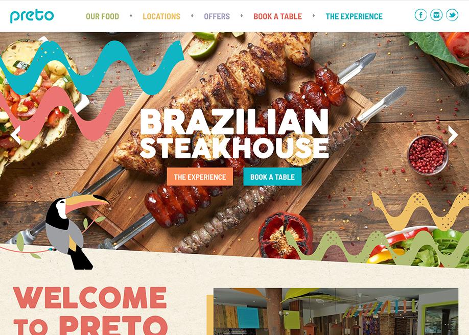 Preto Restaurants