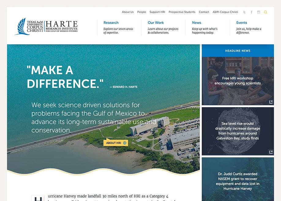 Harte Research Institute