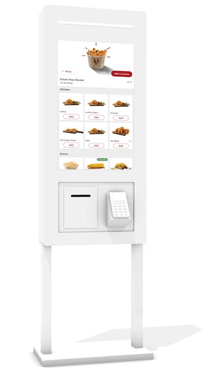 KFC Kiosk