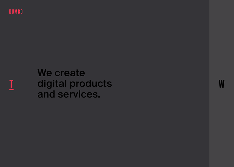 DUMBO - design agency