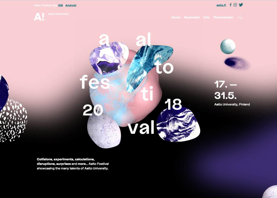 Aalto Festival 2018
