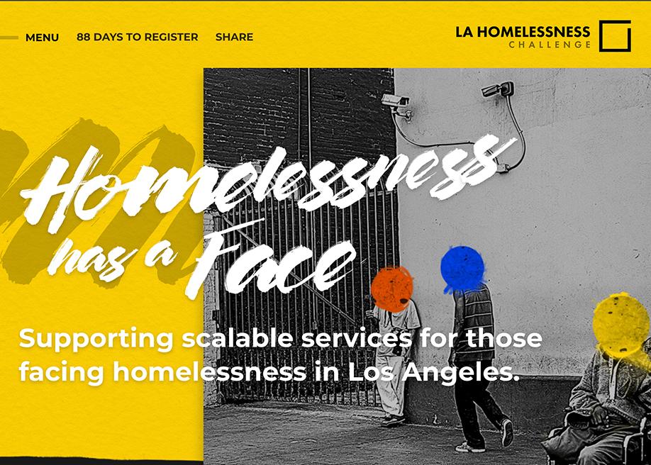 LA Homelessness Challenge