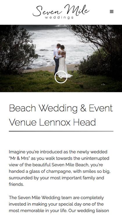 Seven Mile Weddings
