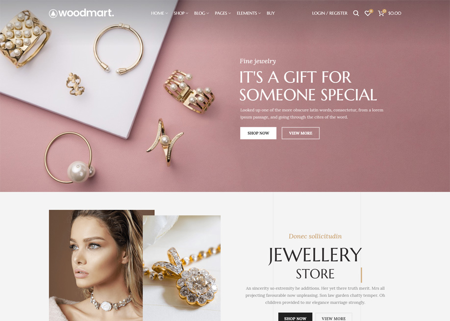 WoodMart WordPress Theme
