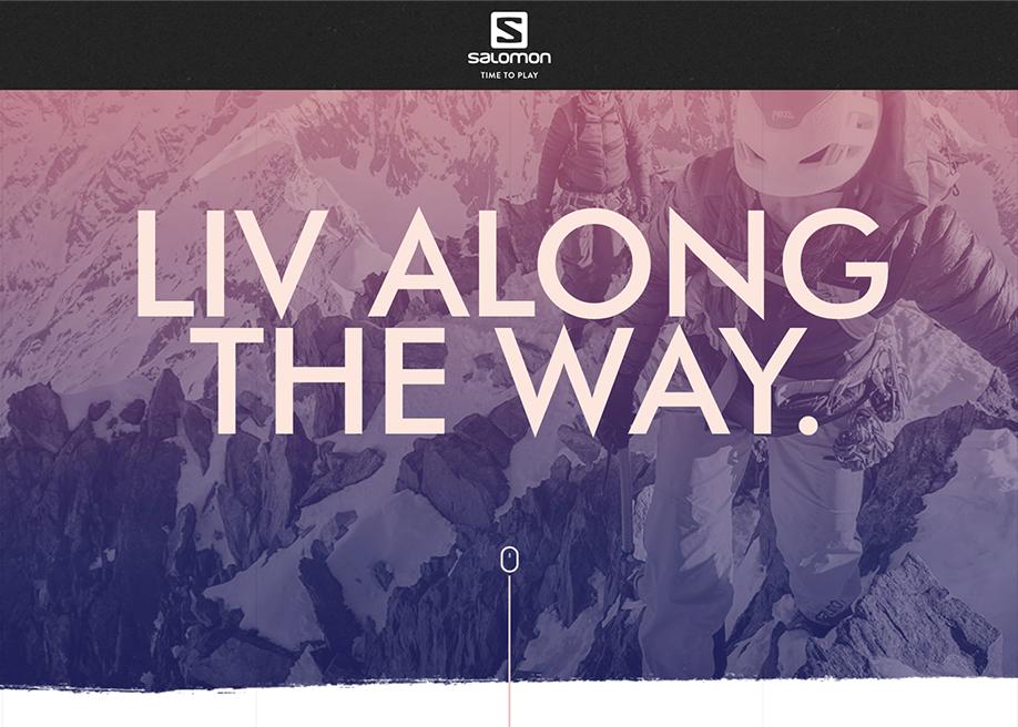 LIV ALONG THE WAY