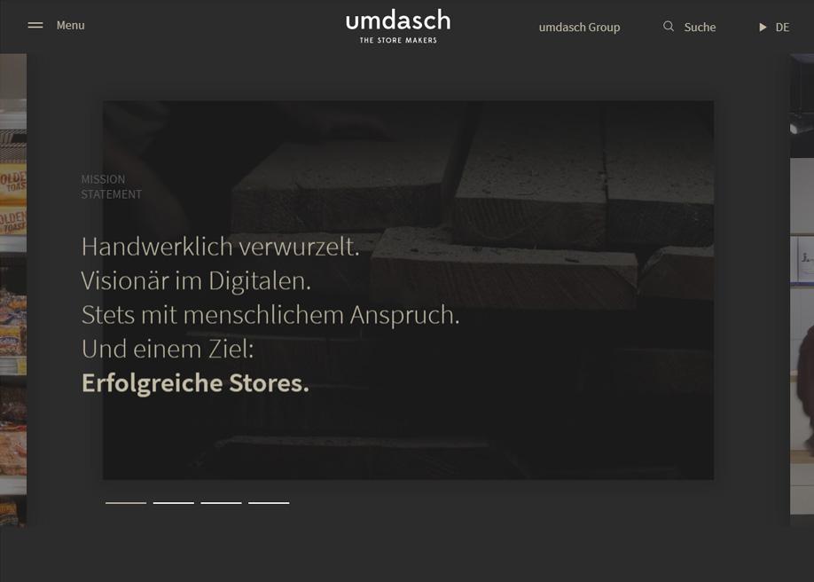 umdasch - the store makers.