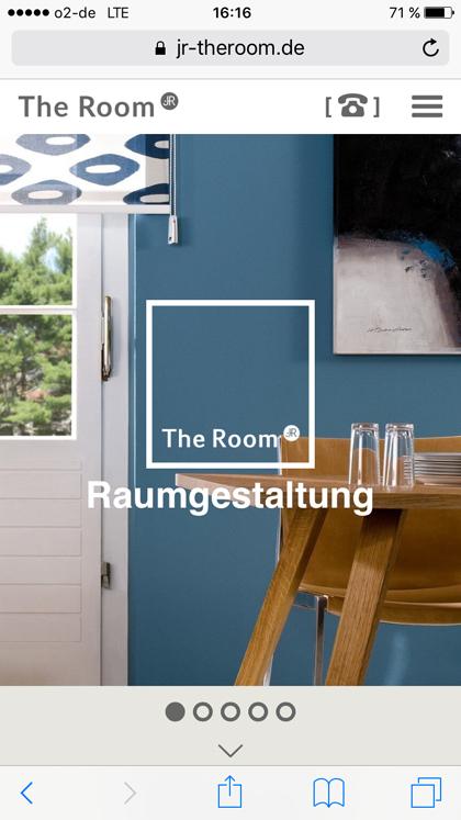 The Room • JR