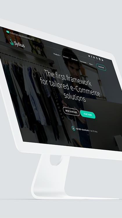 Sylius eCommerce framework