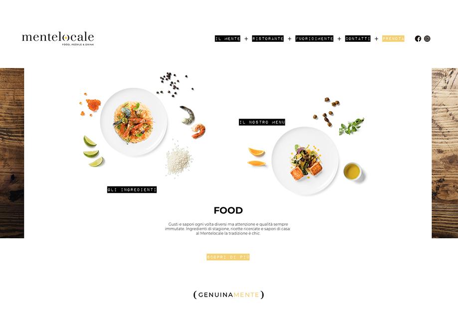 Mentelocale Restaurant