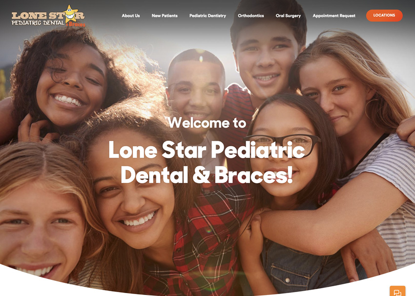 Lone Star Pediatric Dental