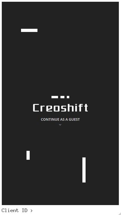 Creoshift