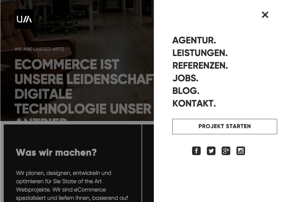 Unified Arts eCommerce Agency