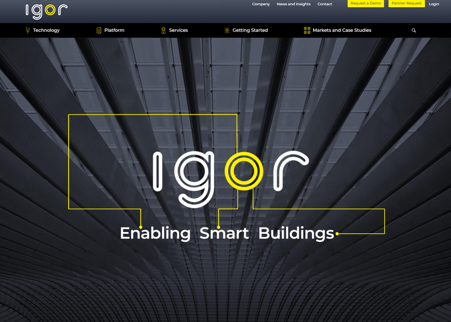 Igor | Power Over Ethernet