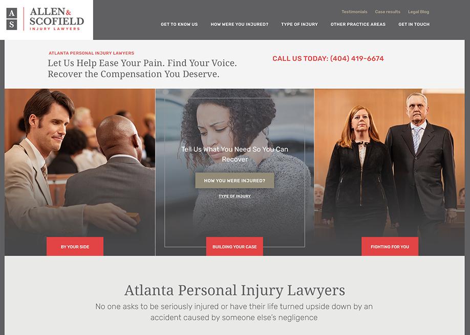 Allen Scofield Injury Lawyers