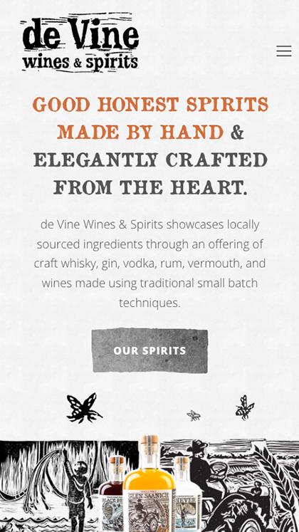 De Vine Wines & Spirits